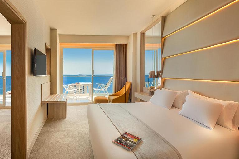 Habitación Suite Hotel Don Pancho 1