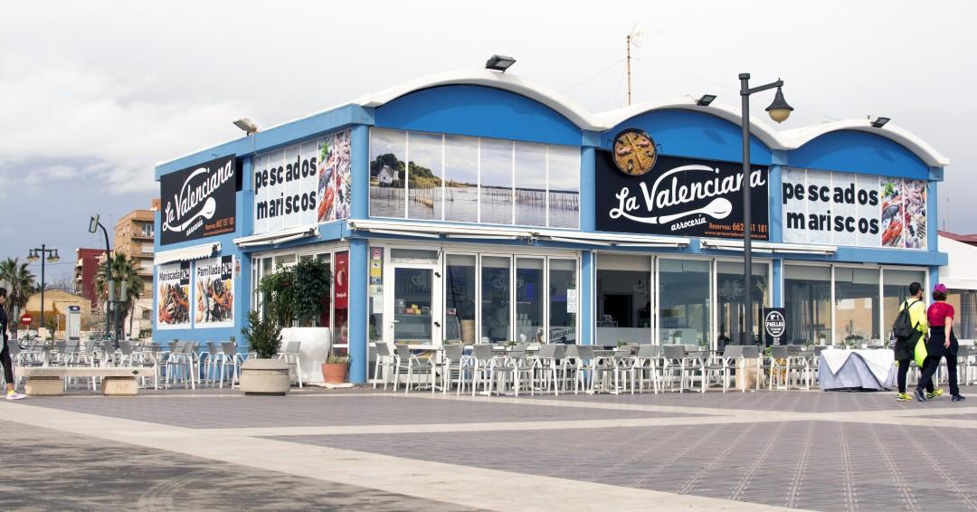 Exterior restaurante 2